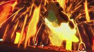W ogniu i lawie