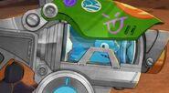 Antyprądniak w blasterze Trixie