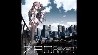 ZAQ - Seven Doors (Trinity Seven OP)