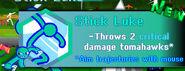 Stick Luke's Info