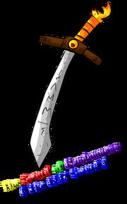 The Sword of Randomness