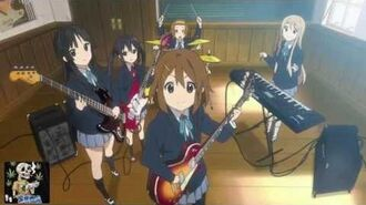 K-On! OP 2 - Cagayake! GIRLS (Ver. 2)