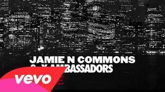 X Ambassadors, Jamie N Commons - Jungle (Official Audio)