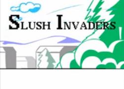 SlushInvaderCard