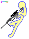 Stickjktransparent