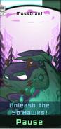 Mossgiant attack