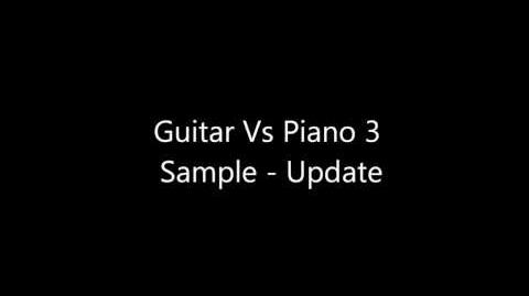 Request Guitar vs Piano version 3 by Goukisan