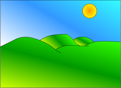 SunRiseBackGround