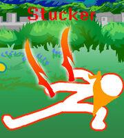 Stucker's Character Pose