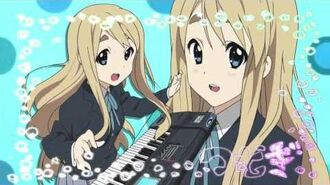 K-On! Opening - Cagayake! GIRLS (Ver. 2 (Creditless))