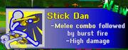 Stick Dan's Info