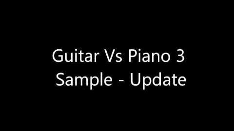 Guitar Vs Piano 3 - Sample 2
