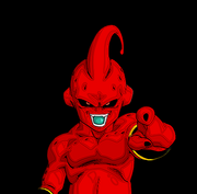 Metal kid buu by db own universe arts-d4127yl