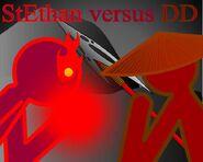 StEthan versus DD