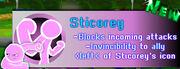 Sticorey's Info