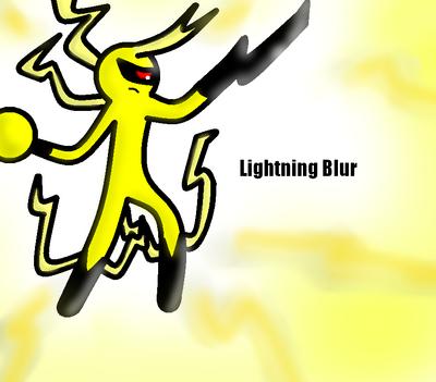 Lightning Blur