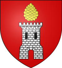 545px-Blason La Tour du Pin svg