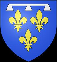 545px-Blason duche fr Orleans (moderne) svg