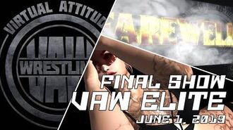 Second Life Wrestling (6.1.2019) VAW ELITE, The FINAL Show! Goodbye VAW!