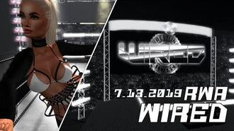 Second Life Wrestling (7.13.2019) RWA WIRED