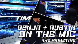 Second Life Wrestling (8.5.2019) VWE PRIMETIME, Benja Nirva & Austin Knight On The MIC!
