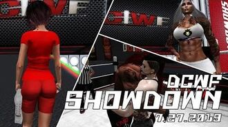 Second Life Wrestling (7.27.2019) DCWF SHOWDOWN