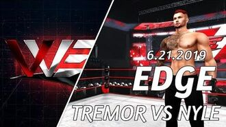Second Life Wrestling (6 21 2019) VWE EDGE, Tremors vs Nyle Nightfire!