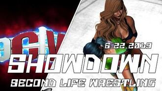 Second Life Wrestling (6.22.2019) DCWF SHOWDOWN