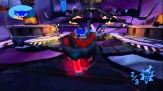 Sly 2 Mission 62 - Charged TNT Run (Sly Collection)