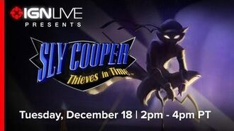 Thieves in Time Dec 2012 (IGN live)