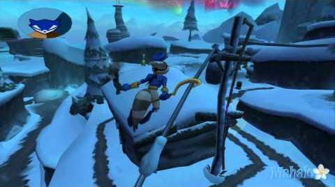 Sly 2 Band of Thieves Walkthrough - Episode 7 - Laser Redirection