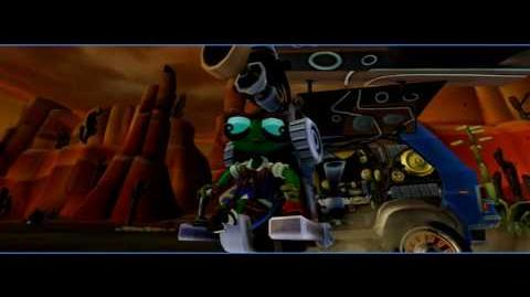 Sly 4- Mission 17 - Operation- Gold Digger (PS3)