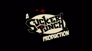 Sucker Punch logo from Sly 3