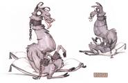 Llama40 thieves designs paul sullivan