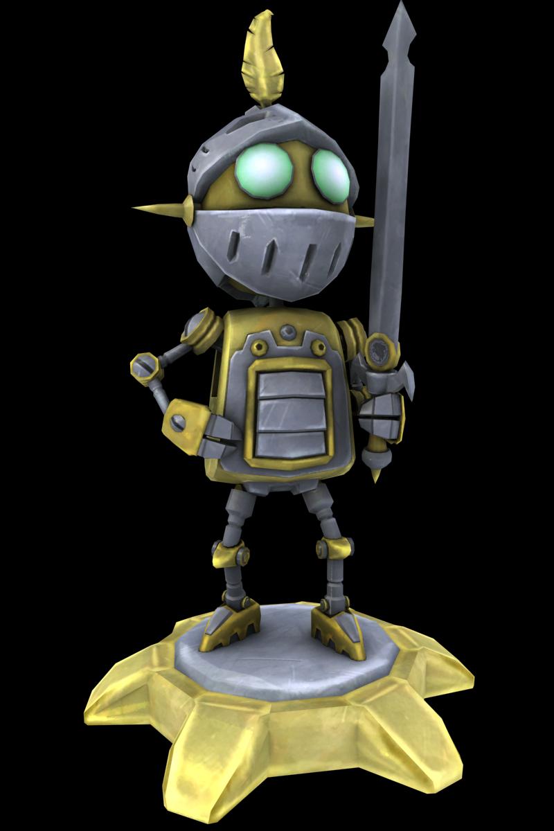 Resultado de imagen de robot medieval