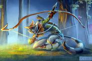 Robin sly by rattlerjones-d5w3fe3