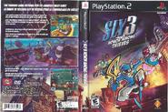 Sly 3 North America CA boxart