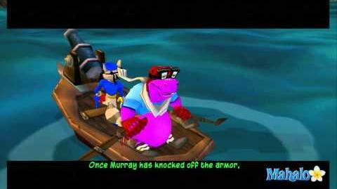 Sly 3 Honor Among Thieves Walkthrough - Jollyboat of Destruction