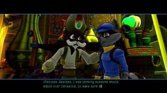 Sly 4- Mission 41 - All Rolled Up! (PS3)