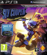 Sly 4 Europe cover PS3 (French)