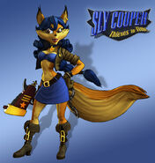 Carmelita Montoya Fox Sly 4