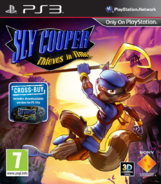 Sly 4 Europe cover PS3 (English)