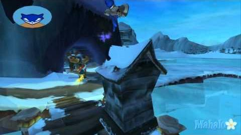 Sly 2 Band of Thieves Walkthrough - Thermal Ride