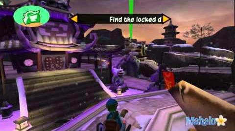 Sly 3 Honor Among Thieves Walkthrough - Grapple-Cam Break-In