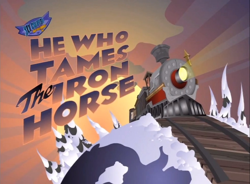 He Who Tames the Iron Horse | Sly Cooper Wiki | FANDOM powered by