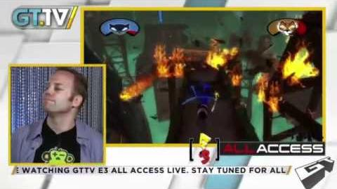 Sly Cooper 4 Thieves in Time Interview Gameplay- Gametrailers