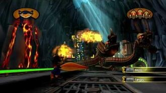 Sly 4 Mission 30 - Mechanical Menace (PS3)