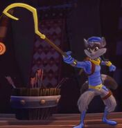 Sly Cooper idle 3