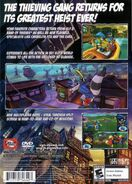 Sly 3 North America cover back