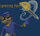 Lightning Spin
